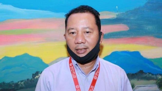 Ketua Umum Sinode Gereja Kristen Sulawesi Tengah (GKST), Jetroson Rense