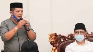 Tokoh Masyarakat Padang Kawal Kemenangan Mulyadi-Ali Mukhni