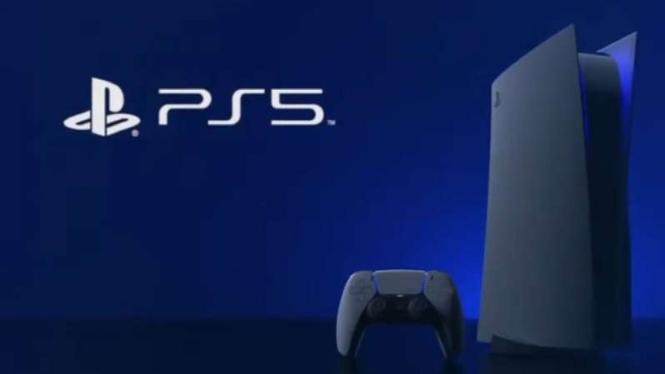 Ilustrasi Sony PlayStation 5