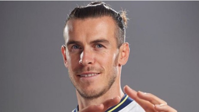 Winger Tottenham Hotspur, Gareth Bale.