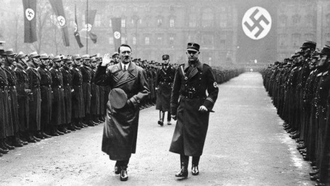 VIVA Militer: Diktator Nazi Jerman, Adolf Hitler