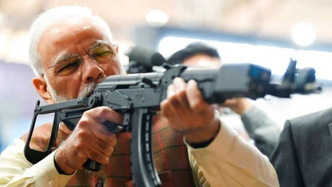 VIVA Militer: Perdana Menteri India, Narendra Modi