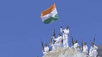 VIVA Militer: Pasukan Angkatan Bersenjata India (BSS) di Pegunungan Himalaya