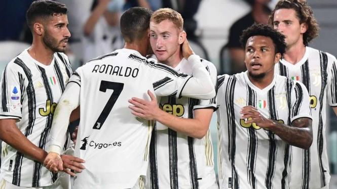 Fakta Mengerikan Juventus Setelah Pecundangi Sampd