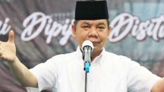 Maju Jadi Gubernur Kalteng, Ben Ditantang Kurangi Pengangguran
