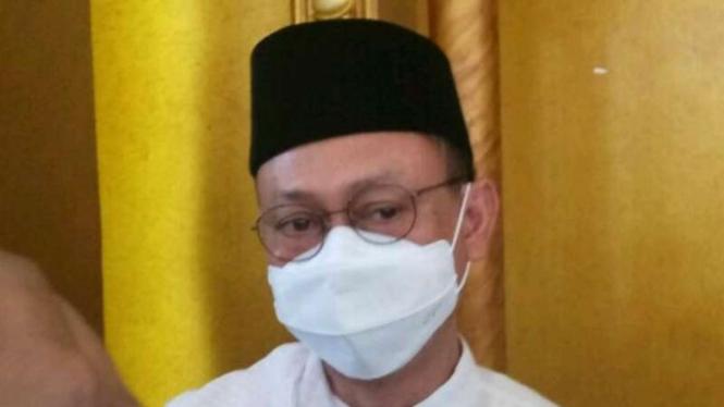 Wali Kota Pontianak Edi Rusdi Kamtono.