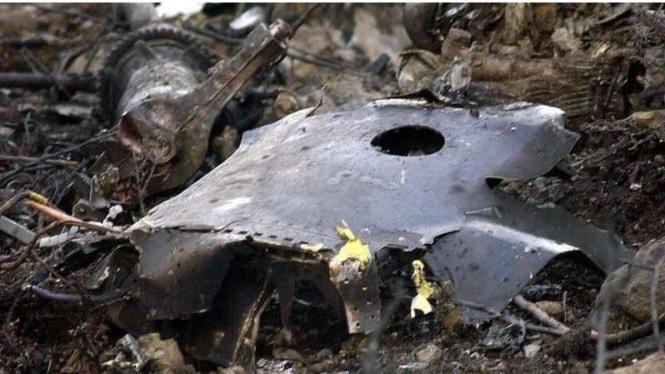VIVA Militer : Drone milik Pasukan Militer Armenia ditembak jatuh Azerbaijan
