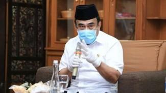 VIVA Militer : Jenderal TNI (Purn) Fachrul Razi