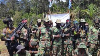 VIVA Militer : Kelompok separatis Organisasi Papua Merdeka (OPM)