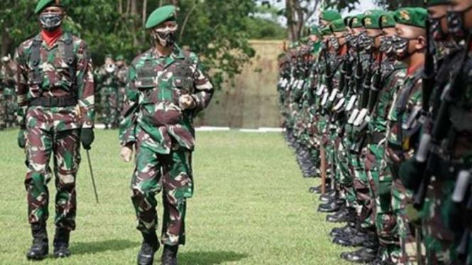 VIVA Militer: Mayor Jenderal TNI, Andi Sumangerukka