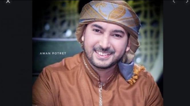 Habib Ahmad Alhabsyi (Twitter/AhmadAlhabsyi)