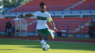 Bek Timnas Indonesia U-19, Pratama Arhan