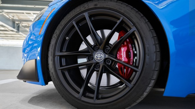 New Toyota Supra GR