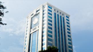 Gedung Kementerian Keuangan Republik Indonesia.