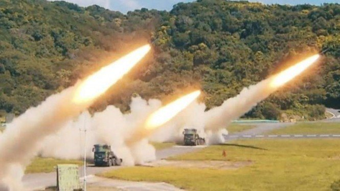 VIVA Militer: Rudal sistem pertahanan udara Angkatan Bersenjata Taiwan