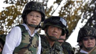 VIVA Militer: Presiden Republik China (Taiwan), Tsai Ing-wen