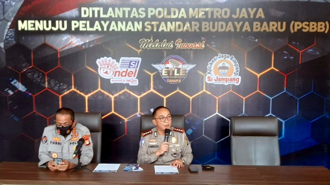 Dirlantas Polda Metro Jaya, Komisaris Besar Polisi Sambodo Purnomo Yogo