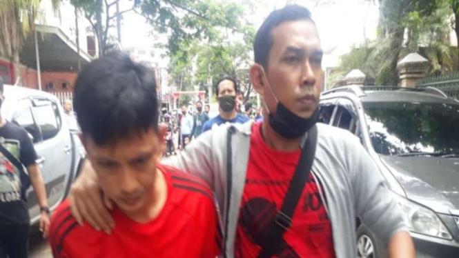 Doni, anggota DPRD Palembang diduga otak jaringan sabu di Palembang