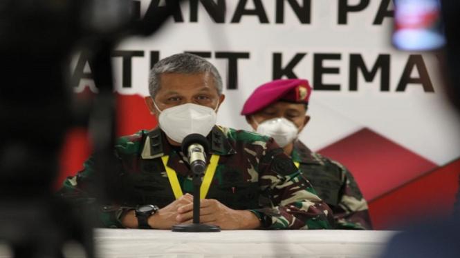 Mayor Jenderal TNI Dr. dr. Tugas Ratmono