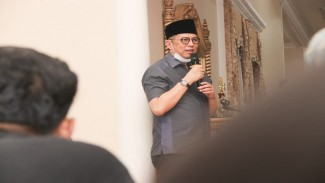 Calon Gubernur Sumatera Barat (Sumbar) Mulyadi