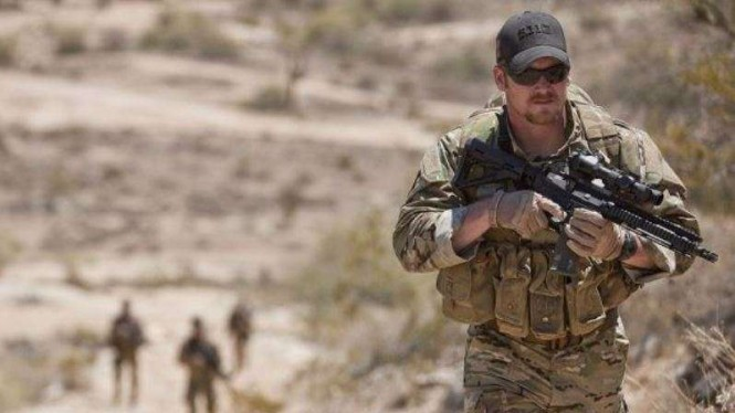 VIVA Militer: Mendiang Sersan Kepala Chris Kyle
