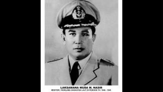 VIVA Militer: Laksamana Muda Mohammad Nazir Isa