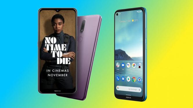 Nokia 2.4 dan Nokia 3.4