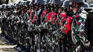 VIVA Militer: Batalyon Infanteri Raider 700/Wira Yudha Cakti.