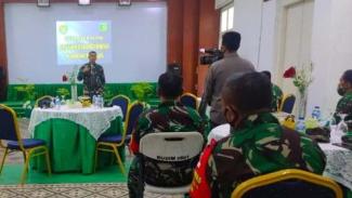 Kepala Staf Komando Daerah Militer (Kasdam) III/Siliwangi, Brigjen TNI Kunto Arief Wibowo S.I.P.