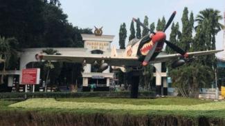 VIVA Militer : Pangkalan Udara TNI AU Halim Perdanakusuma