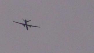 VIVA Militer: Drone tempur Shahed-129 Korps Garda Revolusi Islam Iran (IRGC)