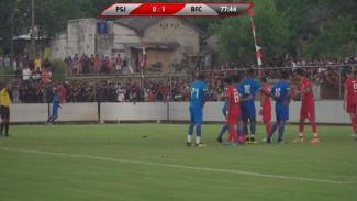 Uji coba Persija vs Bhayangkara FC