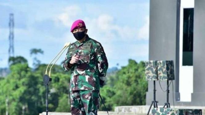 VIVA Militer : Danpasmar 3, Brigjen TNI (Mar) Edi Juardi