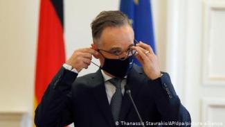 Stafnya Kena Virus Corona, Menlu Jerman Terpaksa Karantina