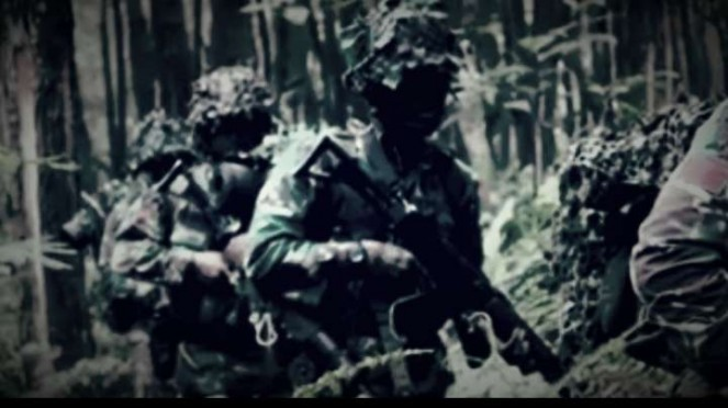 VIVA Militer: Pasukan Batalyon Infanteri 315/Garuda.