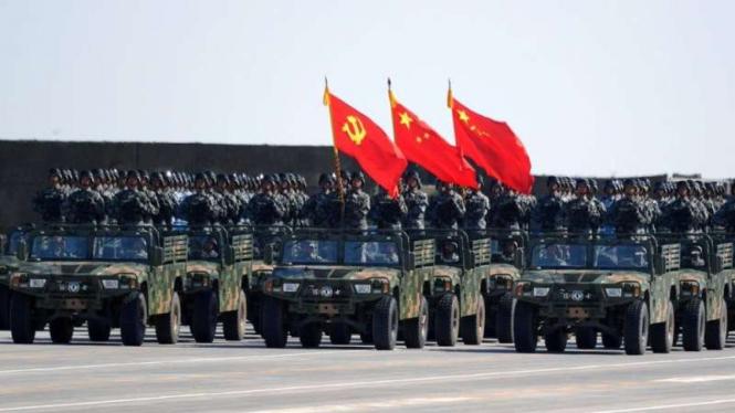 VIVA Militer: Pasukan Khusus Tentara Pembebasan Rakyat China (PLA)