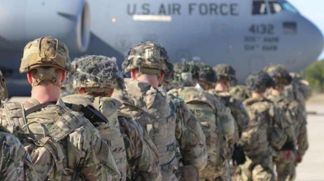 VIVA Militer: Pasukan Angkatan Bersenjata Amerika Serikat (US Armed Forces)