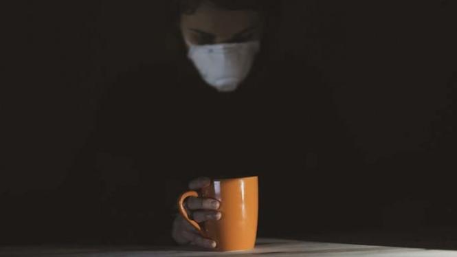 Ilustrasi pandemi
