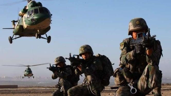 VIVA Militer: Pasukan Operasi Khusus Tentara Pembebasan Rakyat China (PLA)