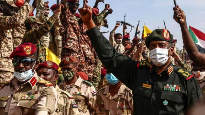 VIVA Militer: Letnan Jenderal Abdel Fattah al-Burhan