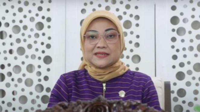 Menteri Tenaga Kerja Ida Fauziyah.