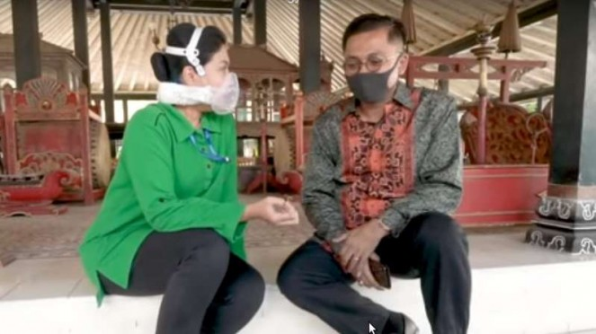 VIVA Militer : Hetty Andika Perkasa dan Pangeran Keraton Yogyakarta