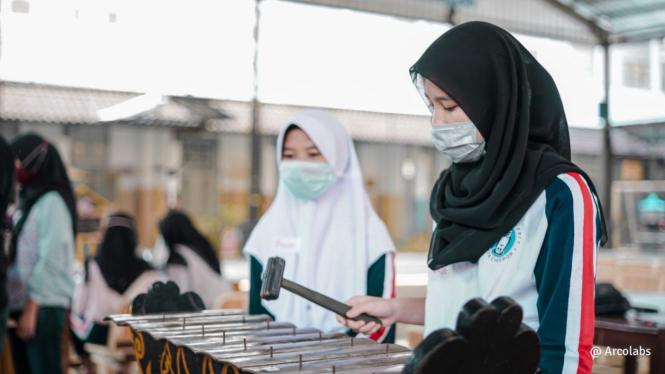 Program seni kolaborasi Korea-Indonesia, Made in Cirebon.
