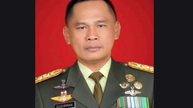 VIVA Militer: Komadan Kodiklat TNI, Mayjen Sudirman.