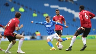 Brighton and Hove Albion vs Manchester United