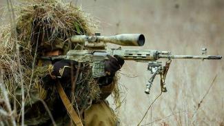 VIVA Militer: Penembak jitu (sniper) Angkatan Bersenjata Federasi Rusia