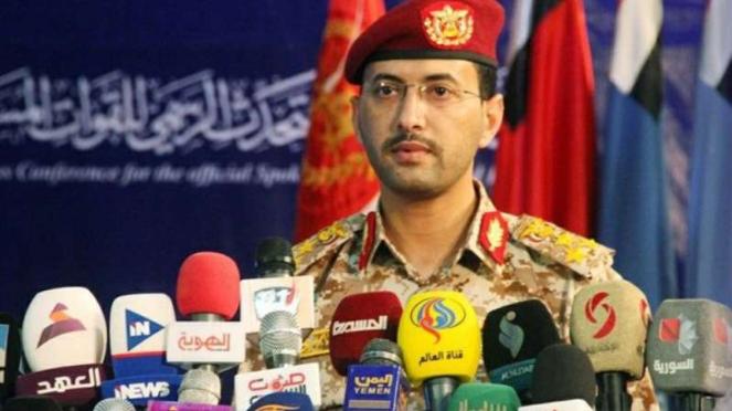 VIVA Militer: Juru bicara Militer Yaman,Brigjen Yahya Saree