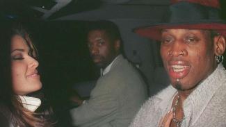 Sakit Parah Korban Maniak Seks Dennis Rodman