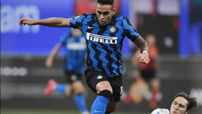 Bomber Inter Milan, Lautaro Martinez.