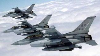 VIVA Militer: Jet tempur F-16 Angkatan Udara Taiwan (ROCAF)